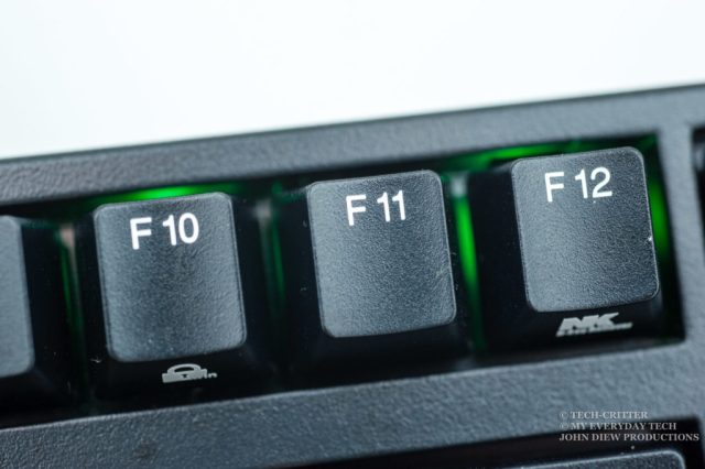 Ducky Zero DK2108 Mechanical Keyboard Review 24