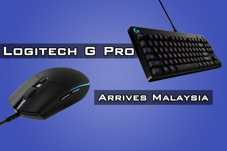 Logitech G Pro Series Arrives Malaysia Tenkeyless Mechanical Gaming Keyboard