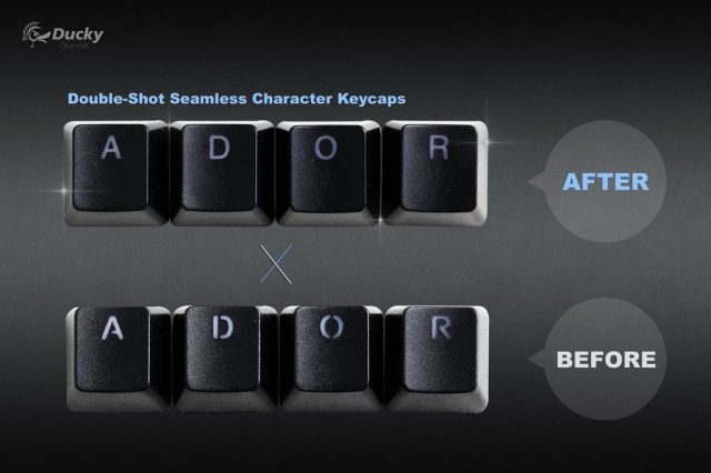 Ducky Zero DK2108 Mechanical Keyboard Review 16