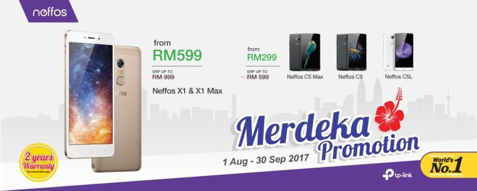 Neffos Merdeka Deals 2017