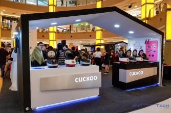 Cuckoo Iris Top Launch