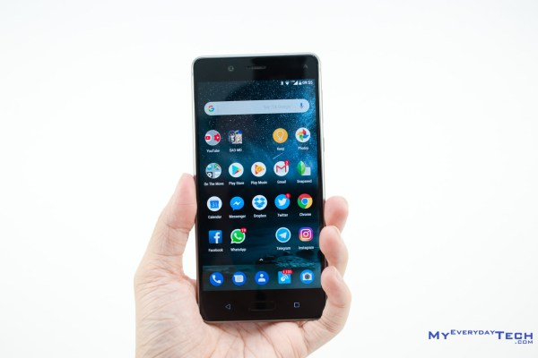 Nokia 8 Review