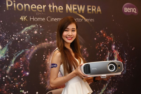 BenQ CineHome W1700 4K UHD HDR Home Cinema Projector