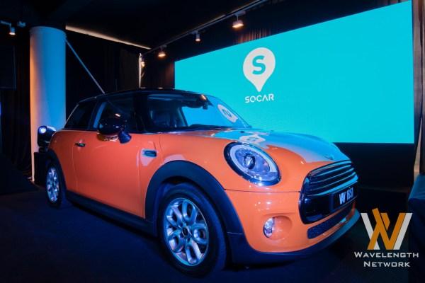 SOCAR Launch
