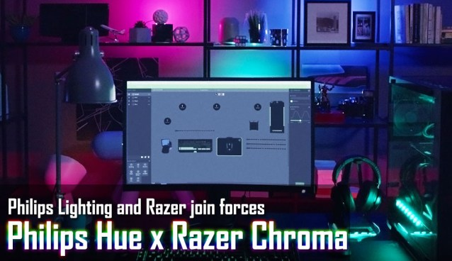 philips hue razer chroma