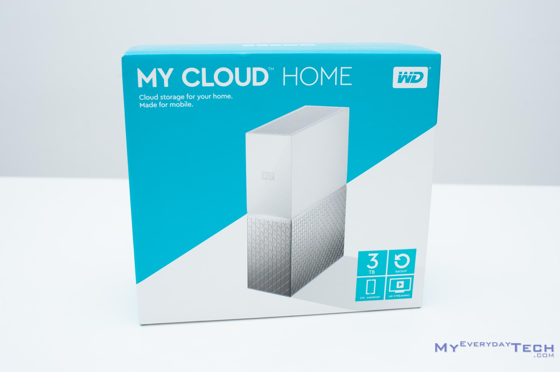 WD My Cloud Home