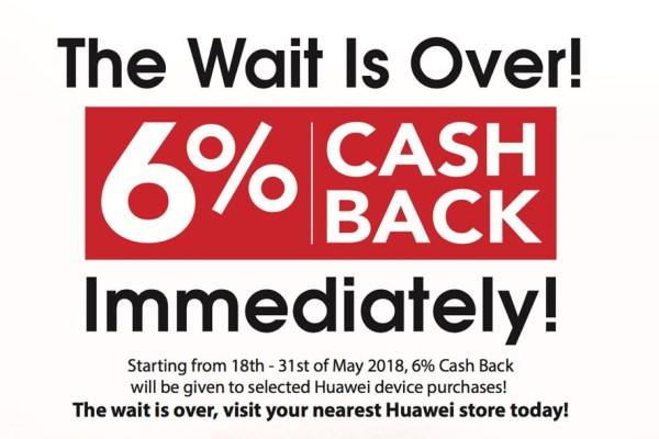 Huawei-cashback