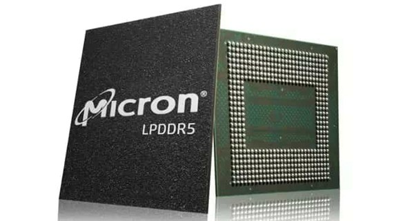 Micron LPDDR5 uMCP sampling in progress Featured