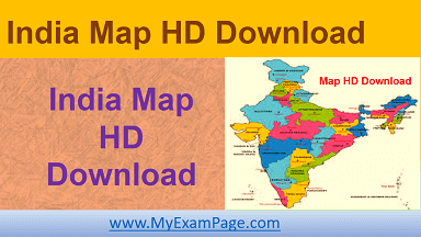 India Map HD Download