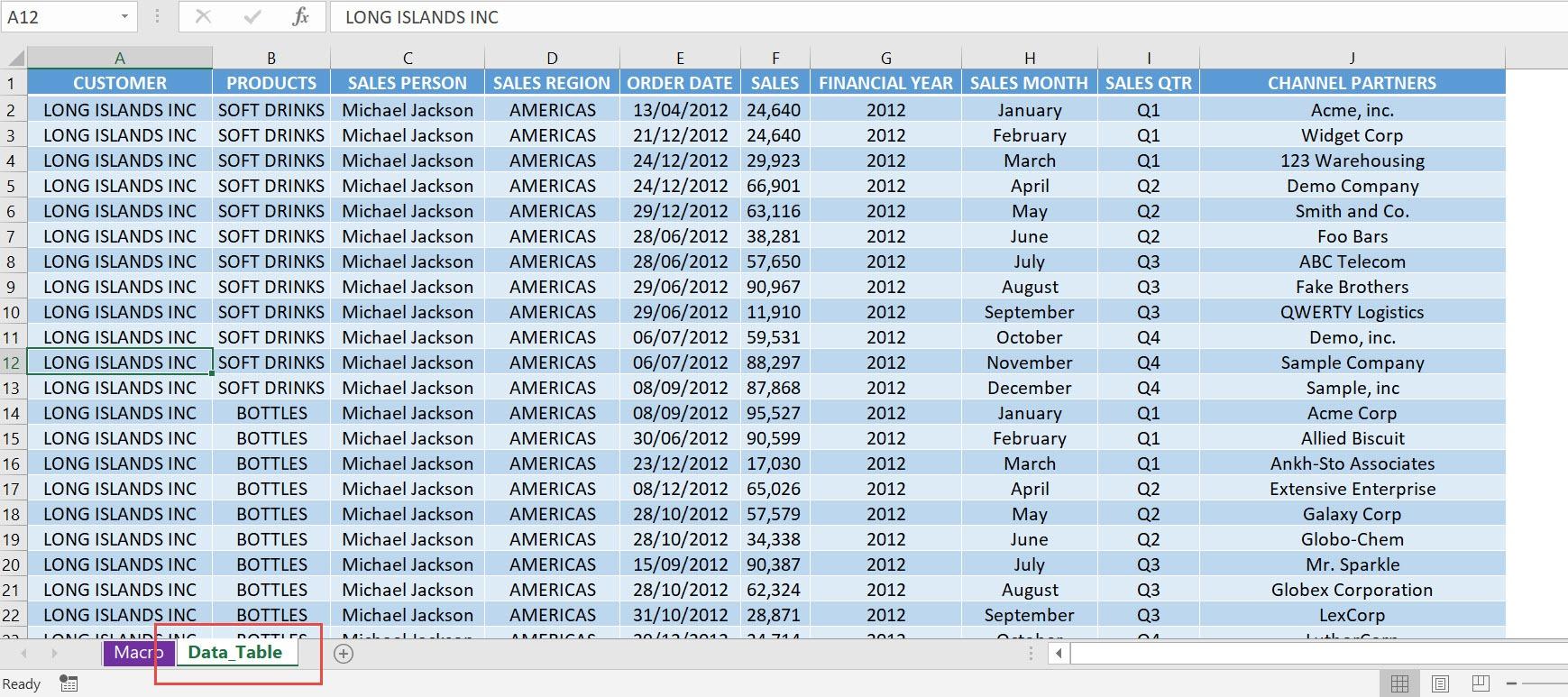 Copy A Worksheet Into New Workbook Using Macros