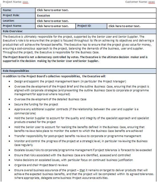 project report template word 2010