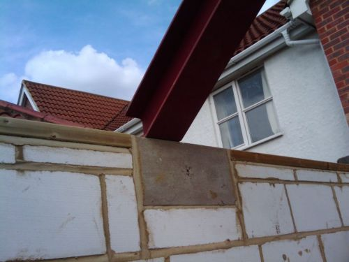 Building The Roof For Our Single Story Extension My