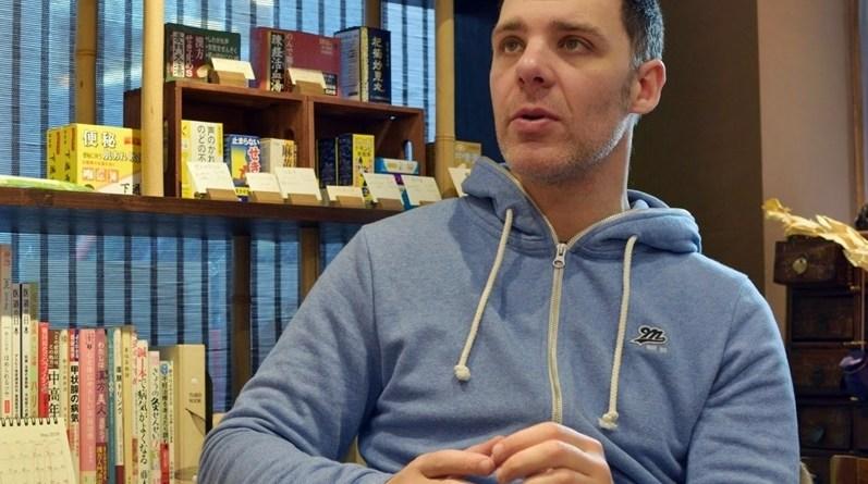 レナート・リベルティさん(イタリア)