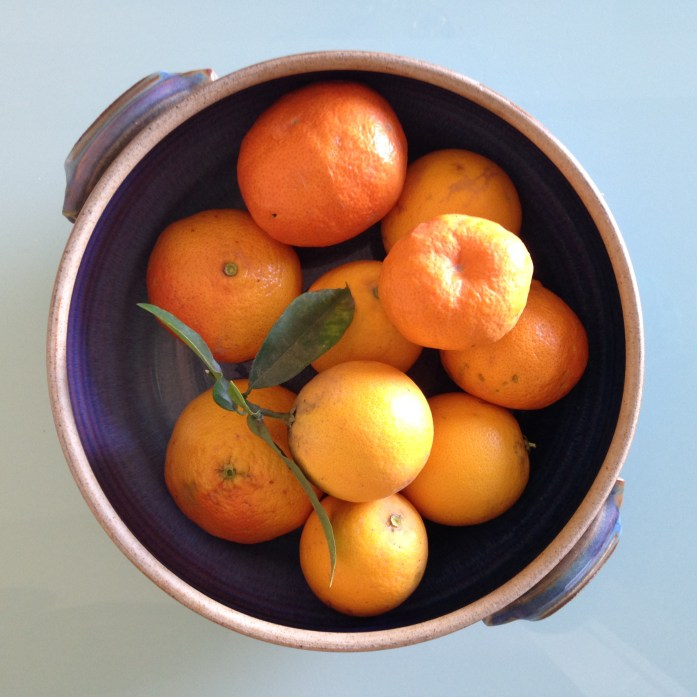 Oranges in a bowl | 7 Things I learned from Whole30