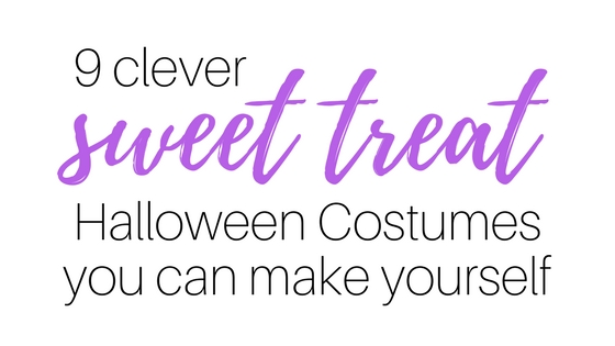 9 clever sweet treat halloween costumes