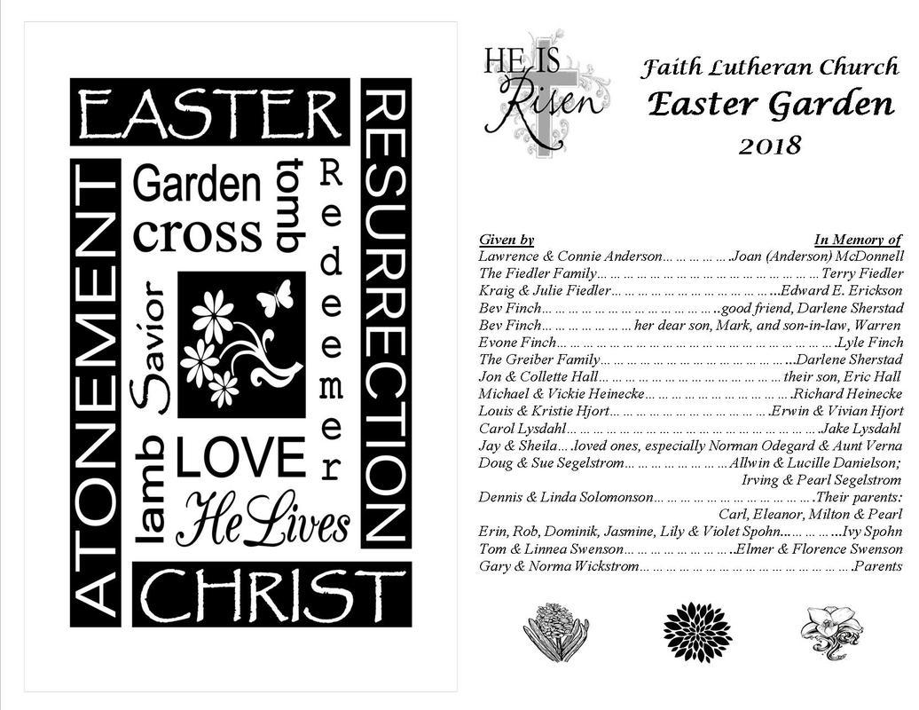 B Holy Week