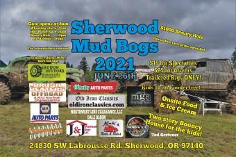 sherwood mud bogs