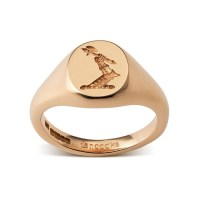 Signet Rings  Mens & Womens - Gold & Silver ...