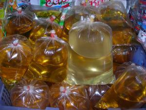 Brominated vegetable oil