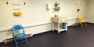 Facility for dog training group classes at My Fantastic Friend