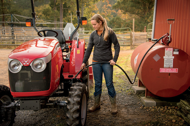 A Family Of Compact Utility Tractors That Can Do It All
