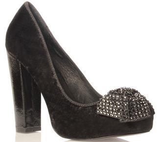 KG CARVELA SHOES edit1 Party shoes under £250: Carvela Grow velvet pump