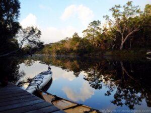 Kayak Noosa Everglades