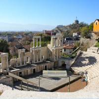 Plovdiv or Sofia? I Chose Sightseeing in Plovdiv And Loved It!