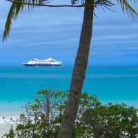 Big Cruise to New Caledonia? Not for Me!