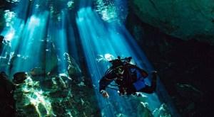 cenote mexico dive tulum playa del carmen