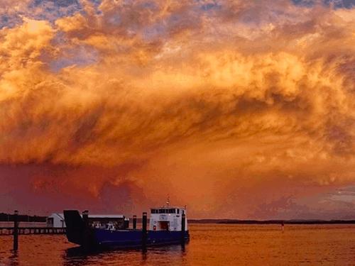 Best Brisbane Sunset Victoria Point Redlands