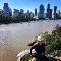 Guide To Rock Climbing Kangaroo Point Cliffs in Brisbane City