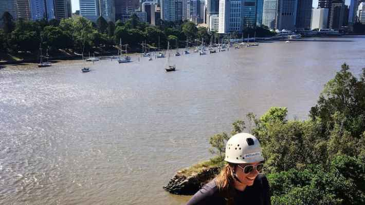 How to Climb Kangaroo Point Cliffs in Brisbane City
