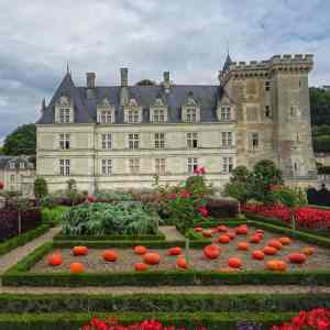 Loire Valley - Villandry Gardens