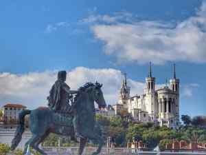 Lyon - Basilique de Fourvieres 01