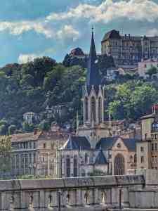 Lyon -Saint George Church