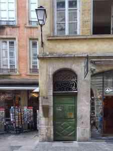 Lyon - Traboule