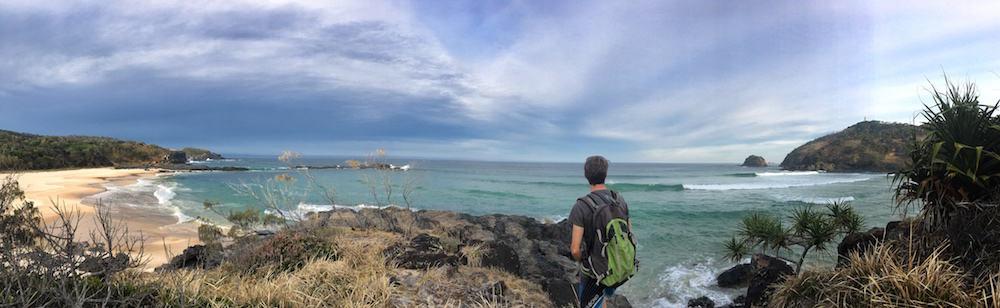 South West Rocks - panoramique