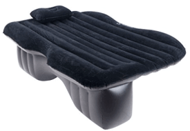 sleep in your car - back seat car mattress