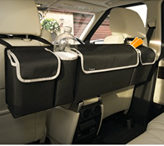 sleep in your car equipment back seat organiser 01