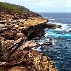 Bundeena - Wattamolla Coastal Walk Sydney Royal National Park 01