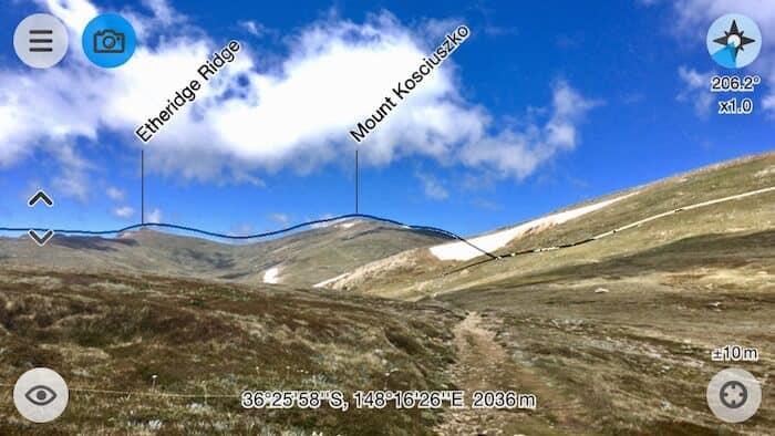 Mount Kosciuszko - Main Range Summit loop - ID