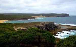 Royal National Park Coastal Walk Bundeena - Wattamolla 07