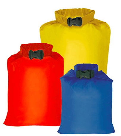 hiking lightweight dry bag