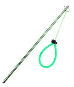 diving buoyancy control metal stick