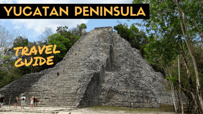 Yucatan Peninsula Holidays Mexico Two-Week Itinerary