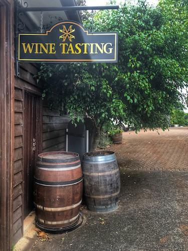 Mt Tamborine Winery - Mason Wines