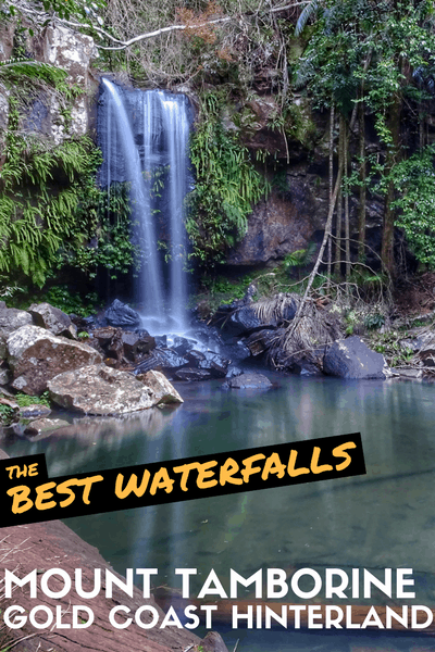The Best Mt Tamborine Waterfalls