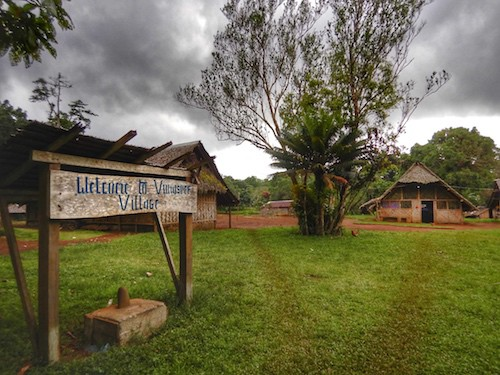 Millennium Cave Santo Vunaspef Village