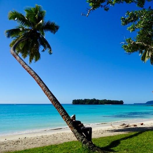 Port Olry Beach Espiritu Santo Vanuatu